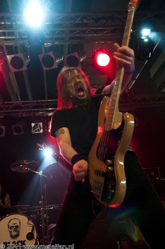 Black Spiders @ Speedfest, 10-11-2011