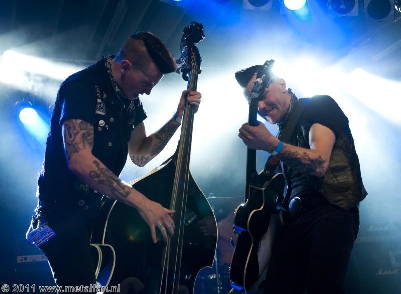The Brains @ Speedfest, 10-11-2011