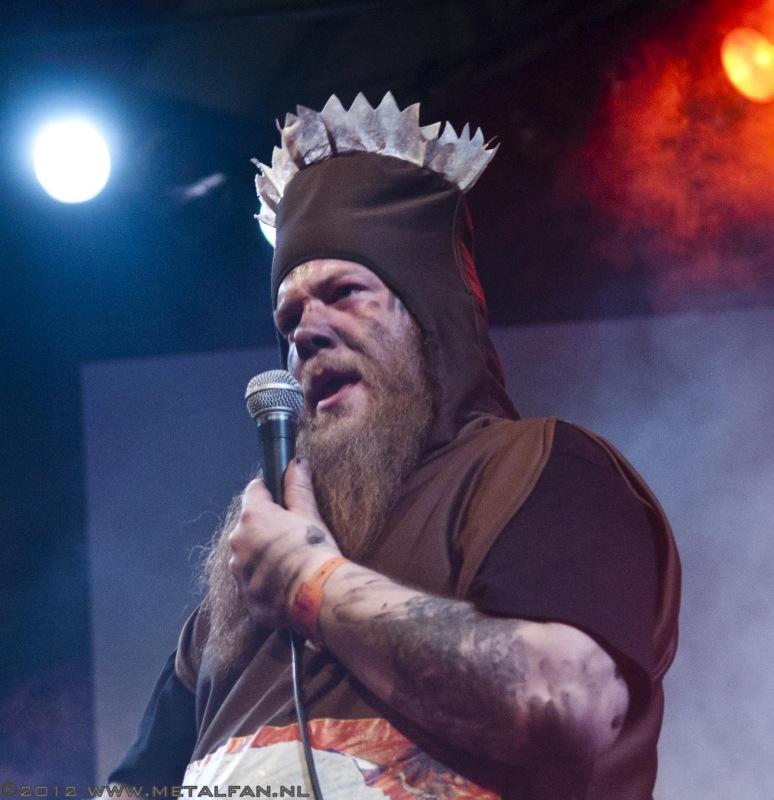 Trollfest @ Paaspop 2012