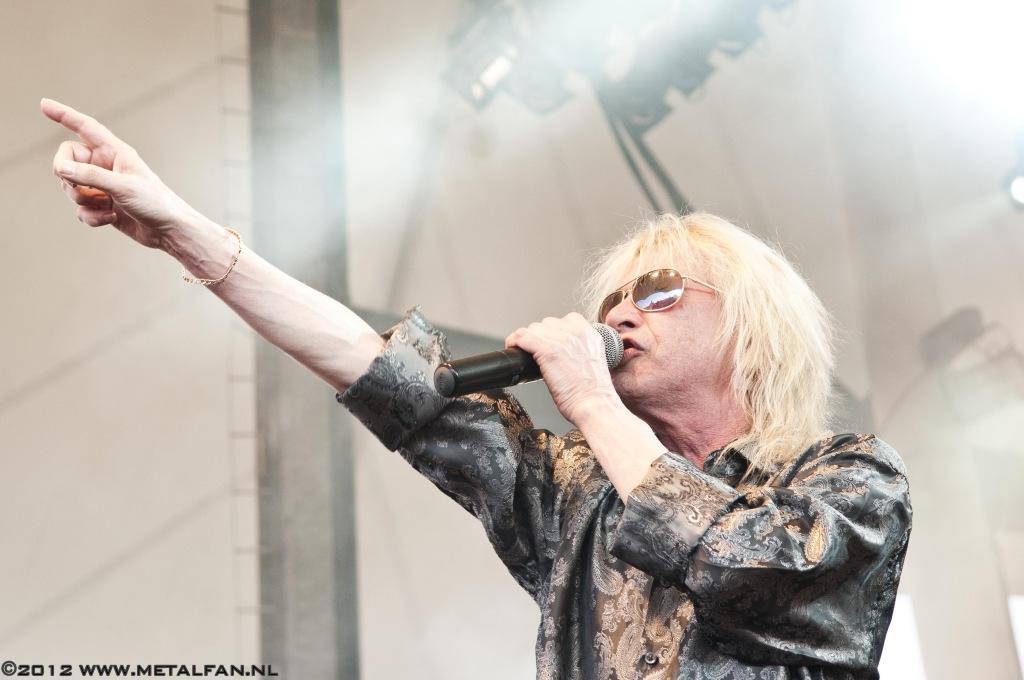 @ Rock Hard festival 2012