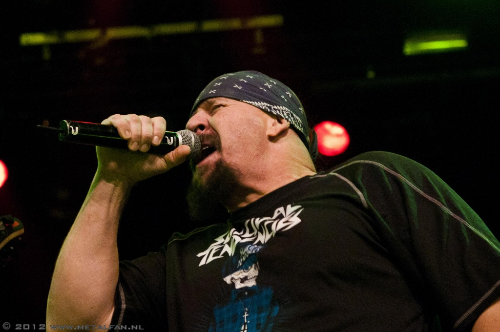 Suicidal Tendencies @ Speedfest 2012