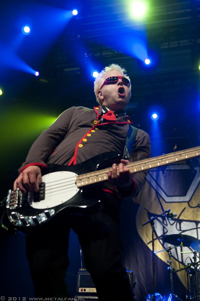 Toy Dolls @ Speedfest 2012