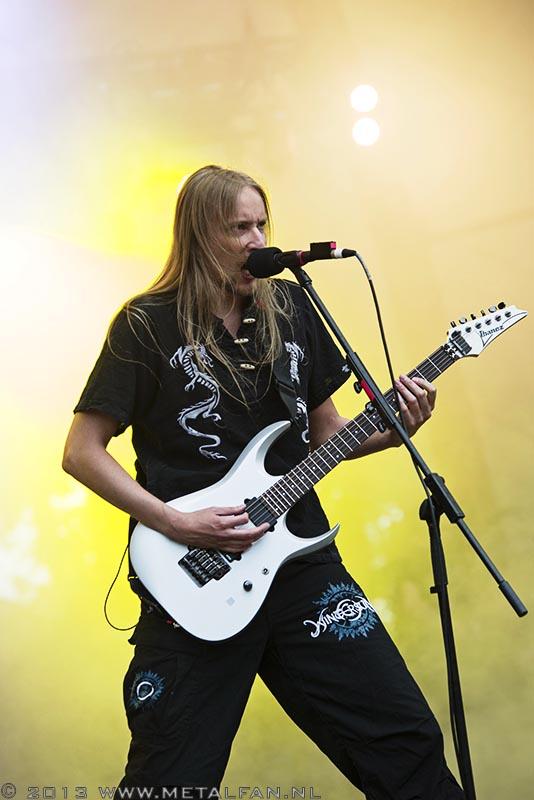 Wintersun @ Metalfest Open Air 2014, Loreley