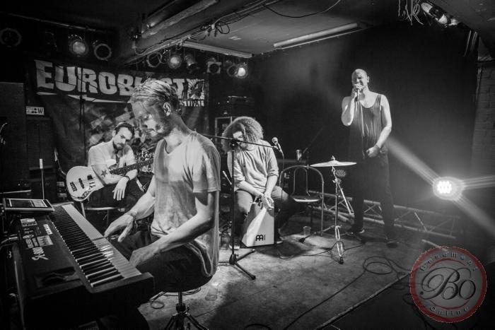 Agent Fresco (acoustic) @ Euroblast 2014, Keulen, 03-10-2014