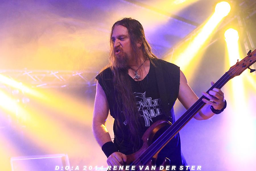 Death (DTA) @ Dokk'em Open Air 2014