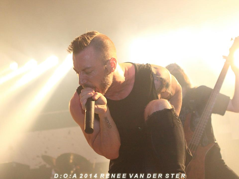 The Dillinger Escape Plan @ Dokk'em Open Air 2014