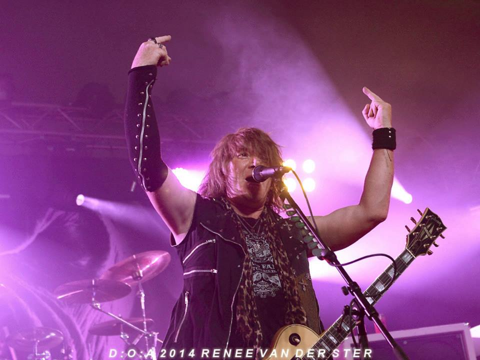 Gamma Ray @ Dokk'em Open Air 2014