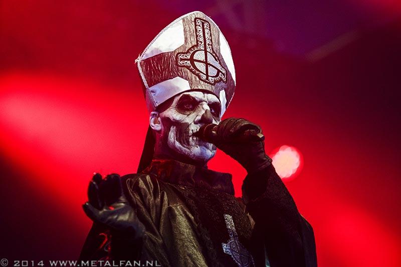 Ghost @ FortaRock 2014