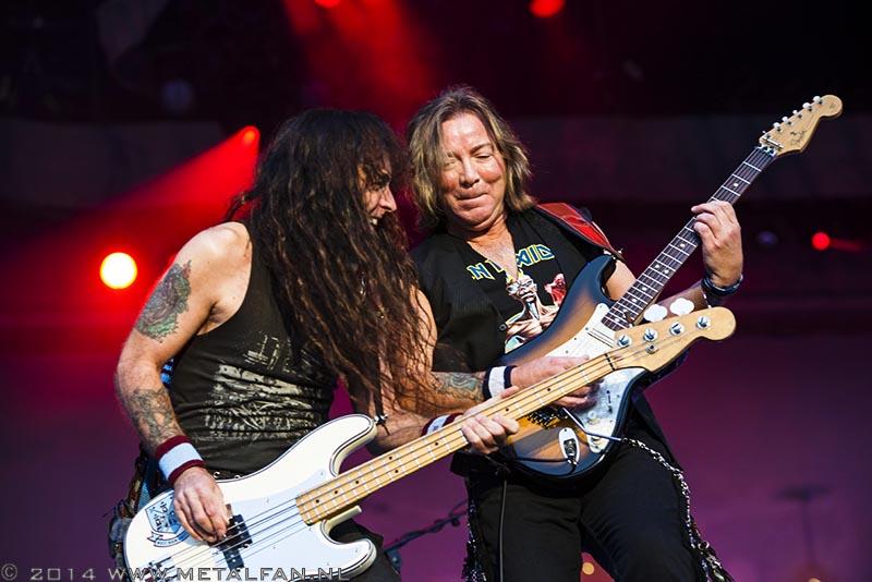 Iron Maiden @ FortaRock 2014