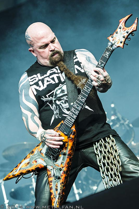 Slayer @ FortaRock 2014