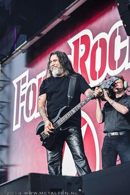 Slayer @ FortaRock 2014