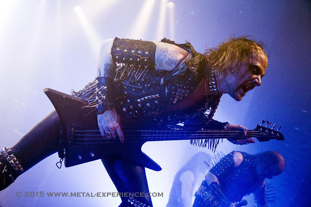 Nifelheim @ Eindhoven Metal Meeting 2015