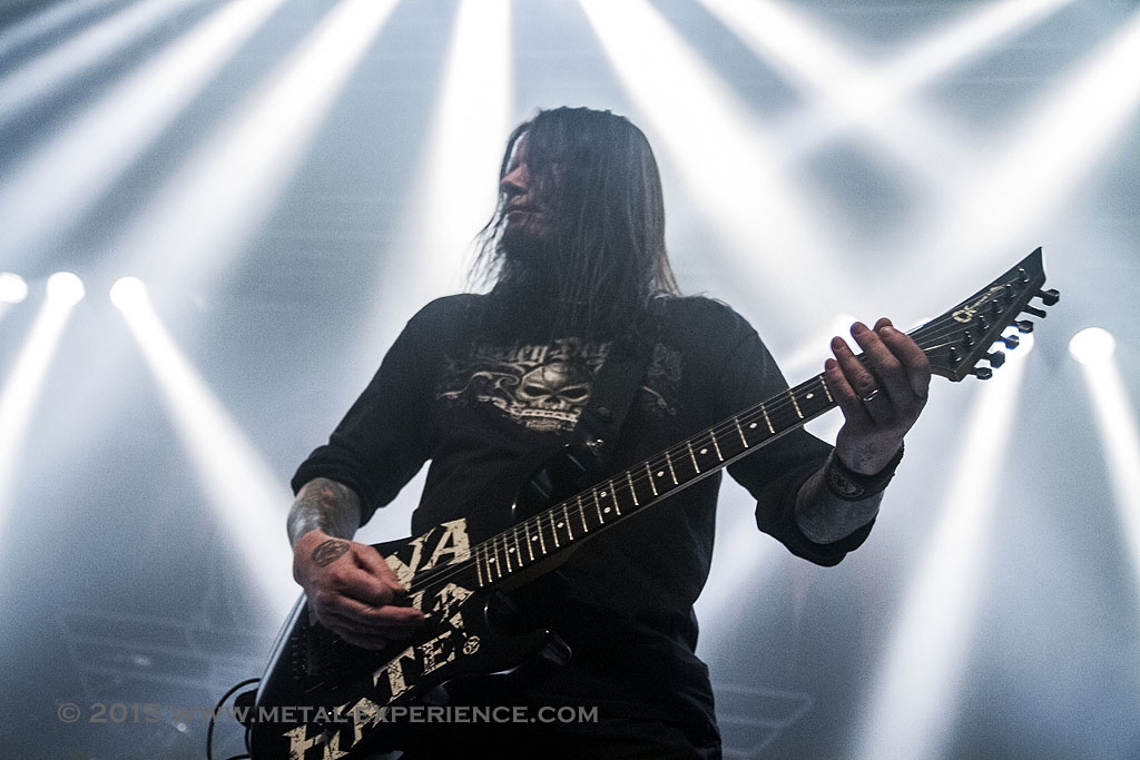 Onslaught @ Eindhoven Metal Meeting 2015