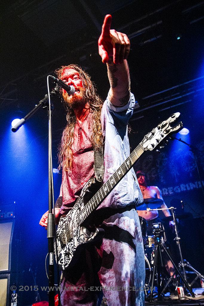 Rompeprop @ Eindhoven Metal Meeting 2015