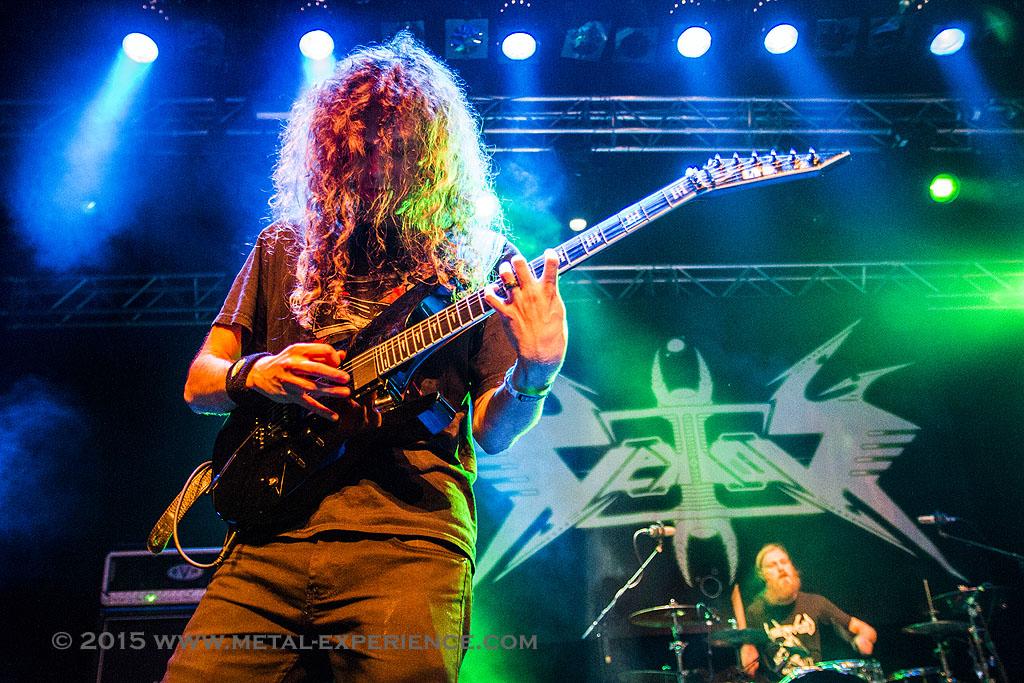 Vektor @ Eindhoven Metal Meeting 2015
