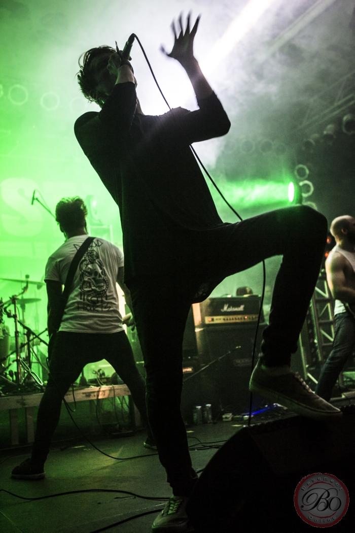 Devil Sold His Soul @ Euroblast 2015, Essigfabrik, Keulen, 01/02/03-10-2015