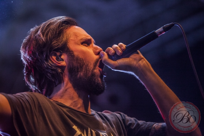 Between The Buried And Me @ Euroblast 2015, Essigfabrik, Keulen, 01/02/03-10-2015