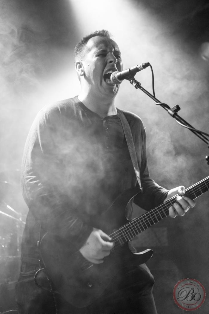 Winterfylleth @ dB's, Utrecht, 15-05-2016