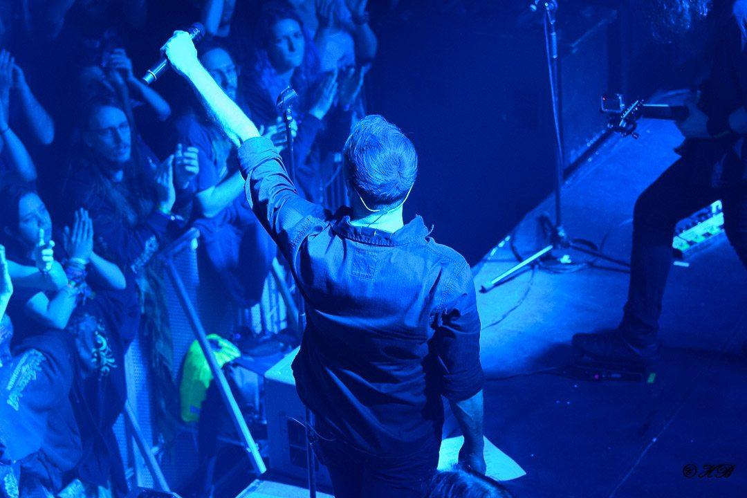 Blind Guardian @ Lucky, Rijssen, 9-12-2016