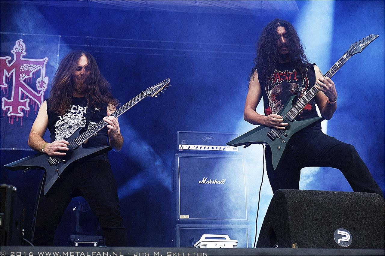 Gruesome @ Into The Grave 2016
