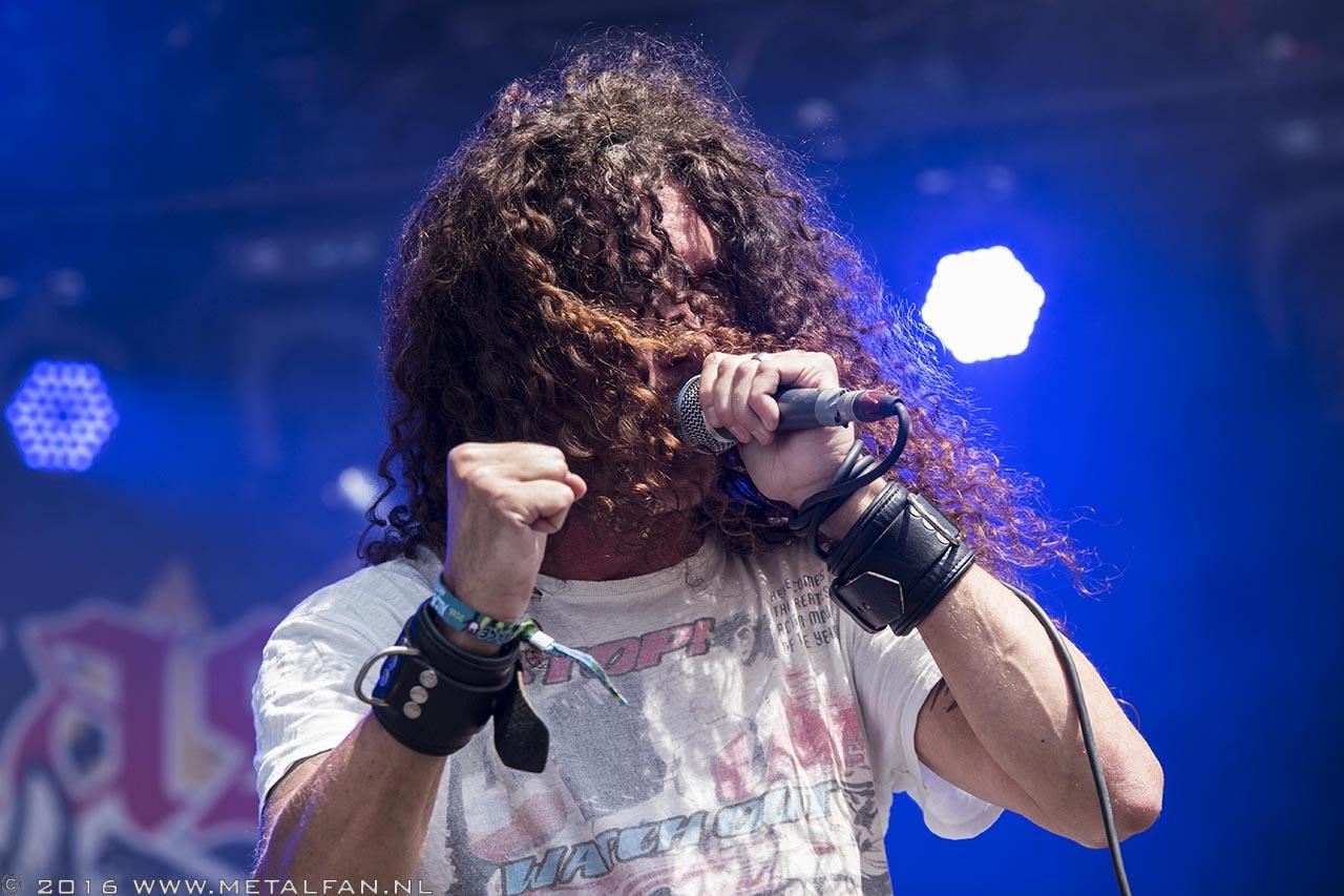 Candlemass @ Alcatraz Hard Rock & Metal Festival 2016