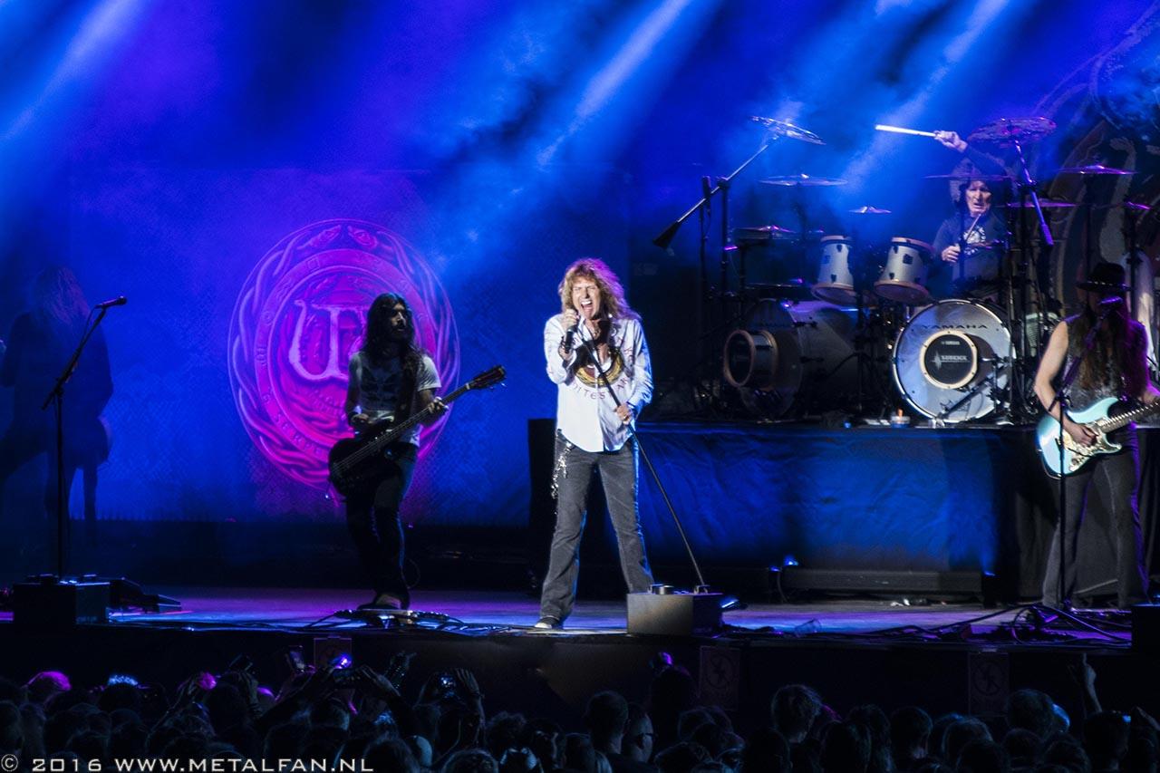 Whitesnake @ Alcatraz Hard Rock & Metal Festival 2016