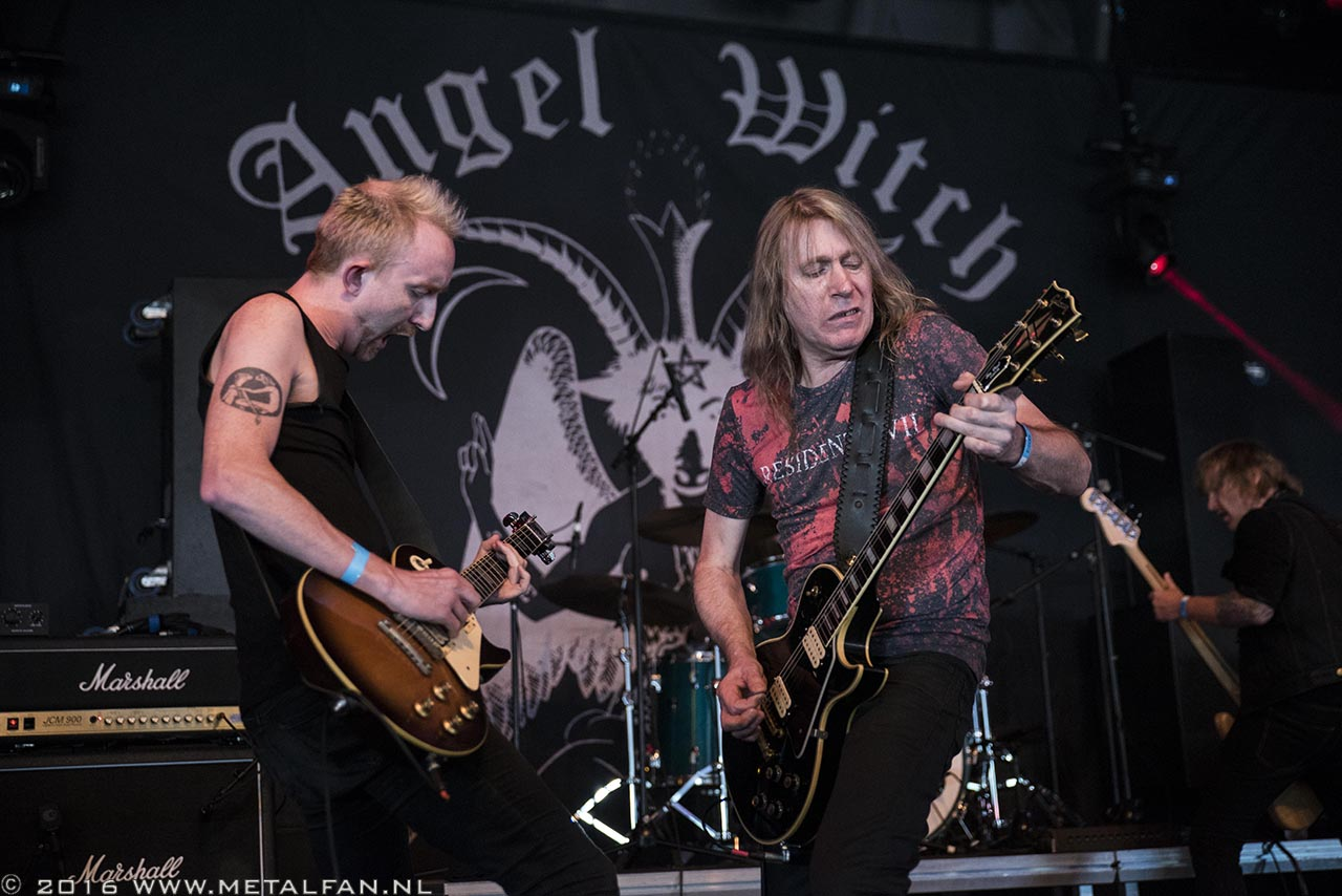 Angel Witch @ Baroeg Open Air 2016