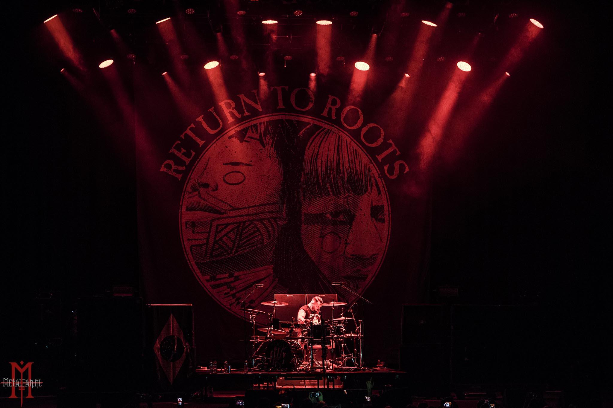 Max & Iggor Cavalera Return To Roots @ Poppodium 013, Tilburg, 29-11-2016