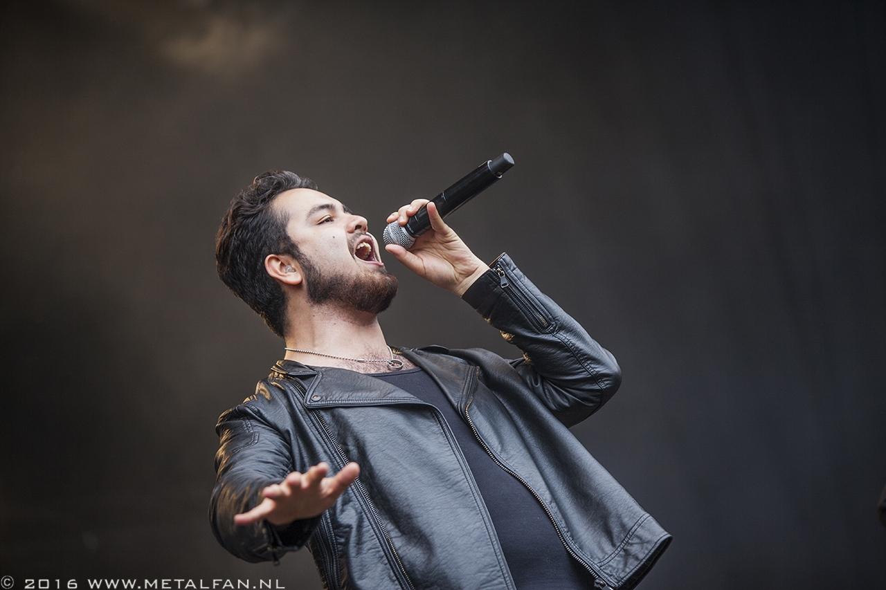 Extremities @ Dynamo Metal Fest 2016. Foto door Wouter van de Kamp