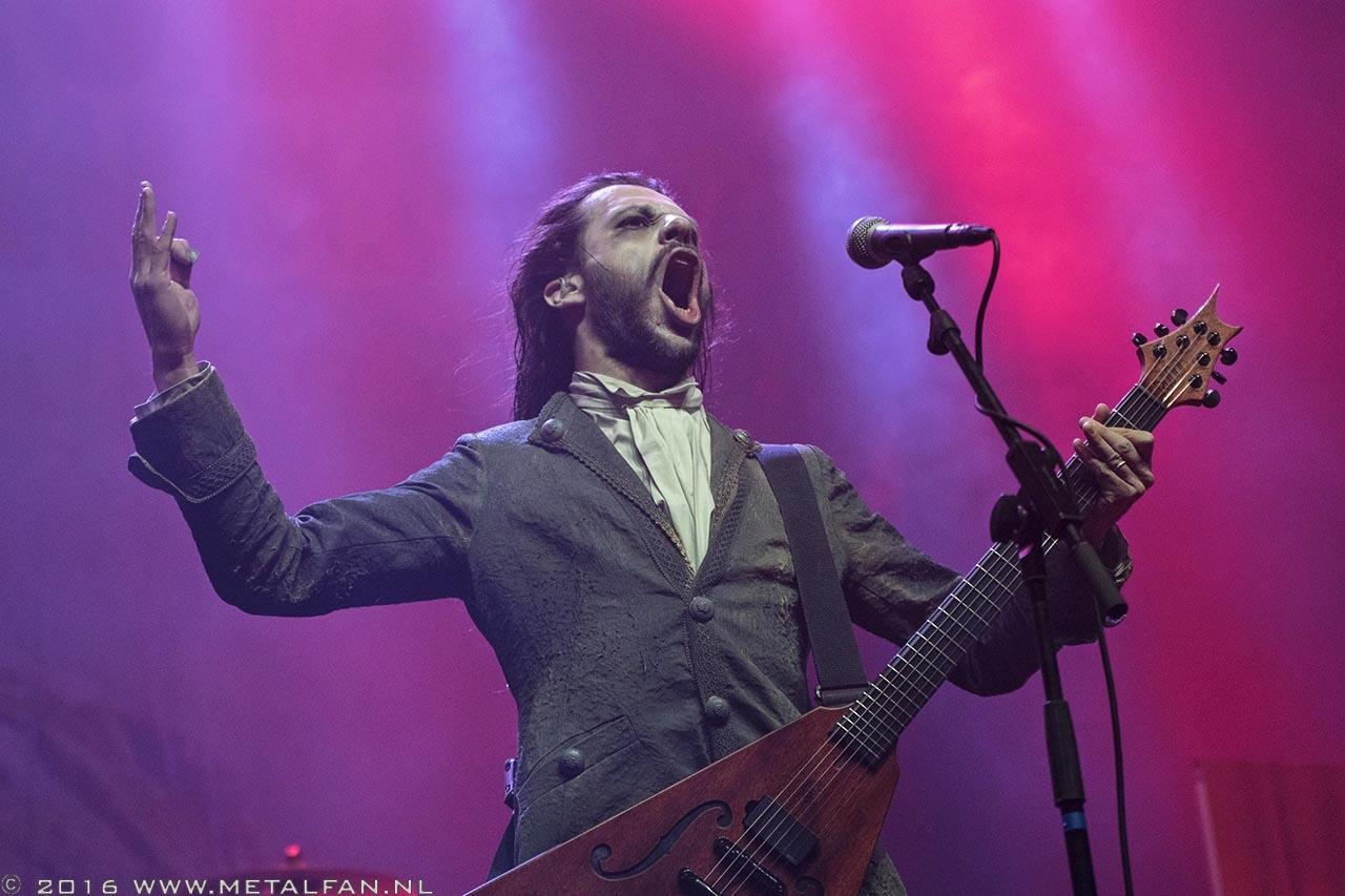 Fleshgod Apocalypse @ Epic Metal Fest, 1-10-2016, Tilburg