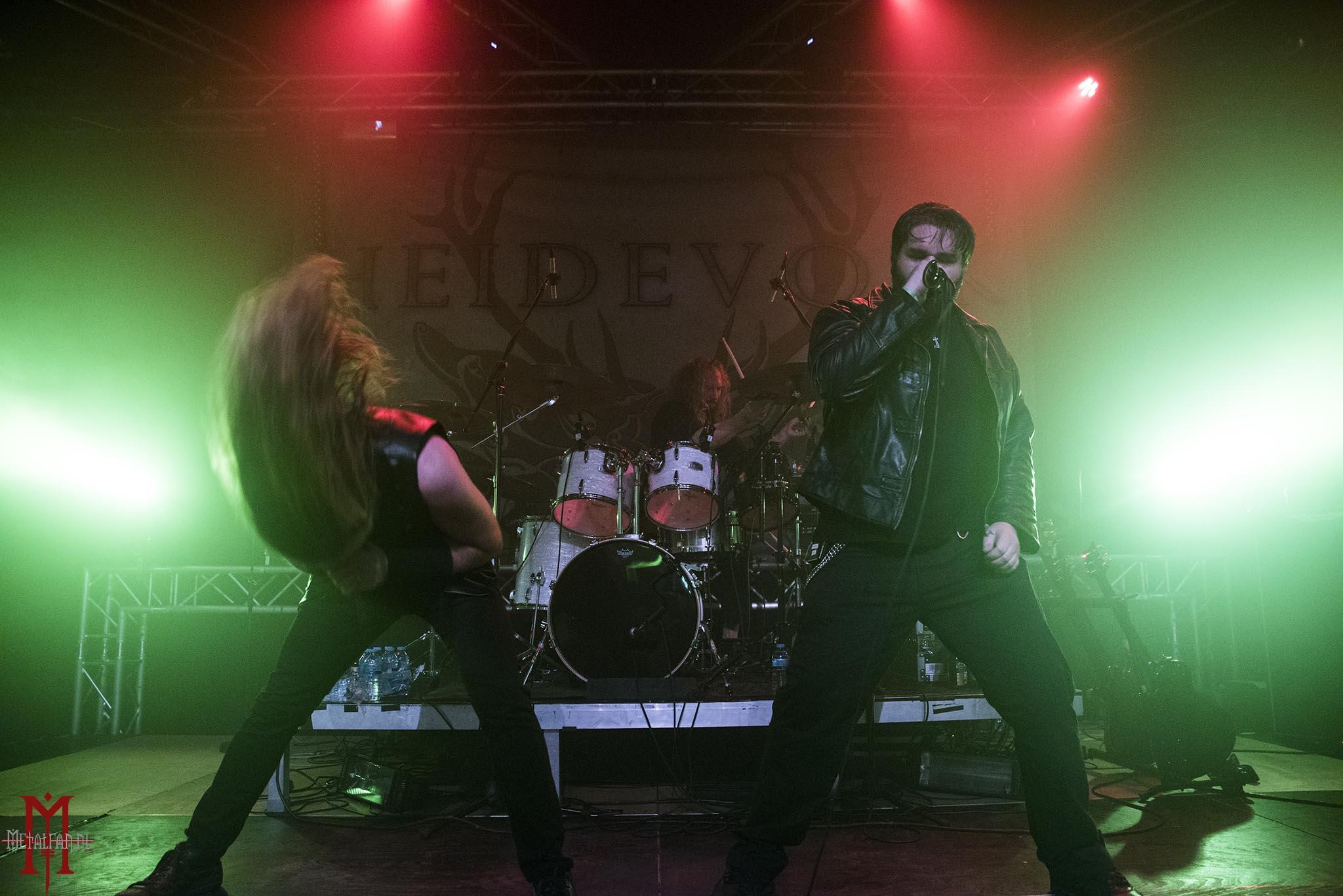 Heidevolk @ Bruut Metalfeest 5, 10-12-2016