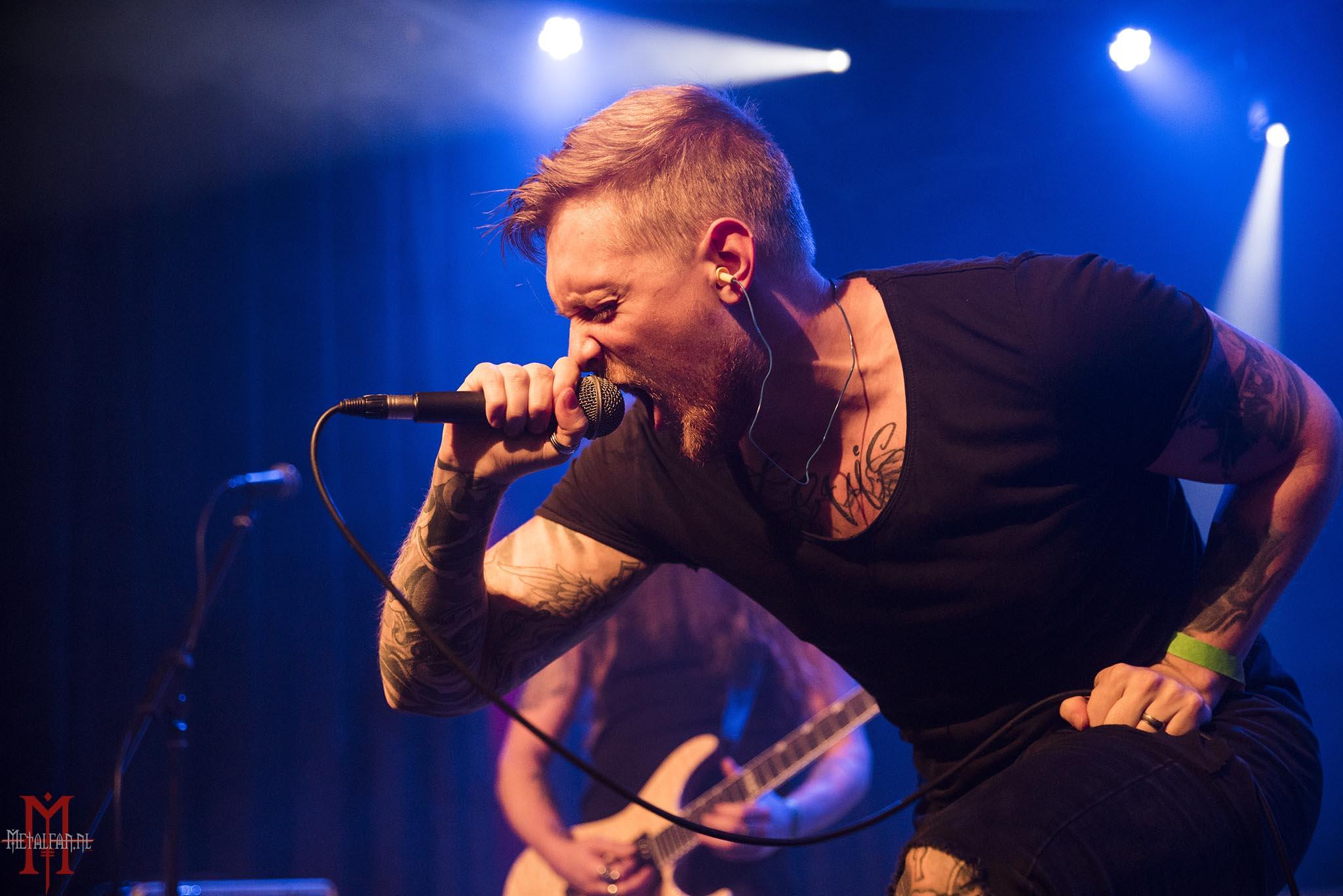Inside The Artist's Head @ Bruut Metalfeest 5, 10-12-2016