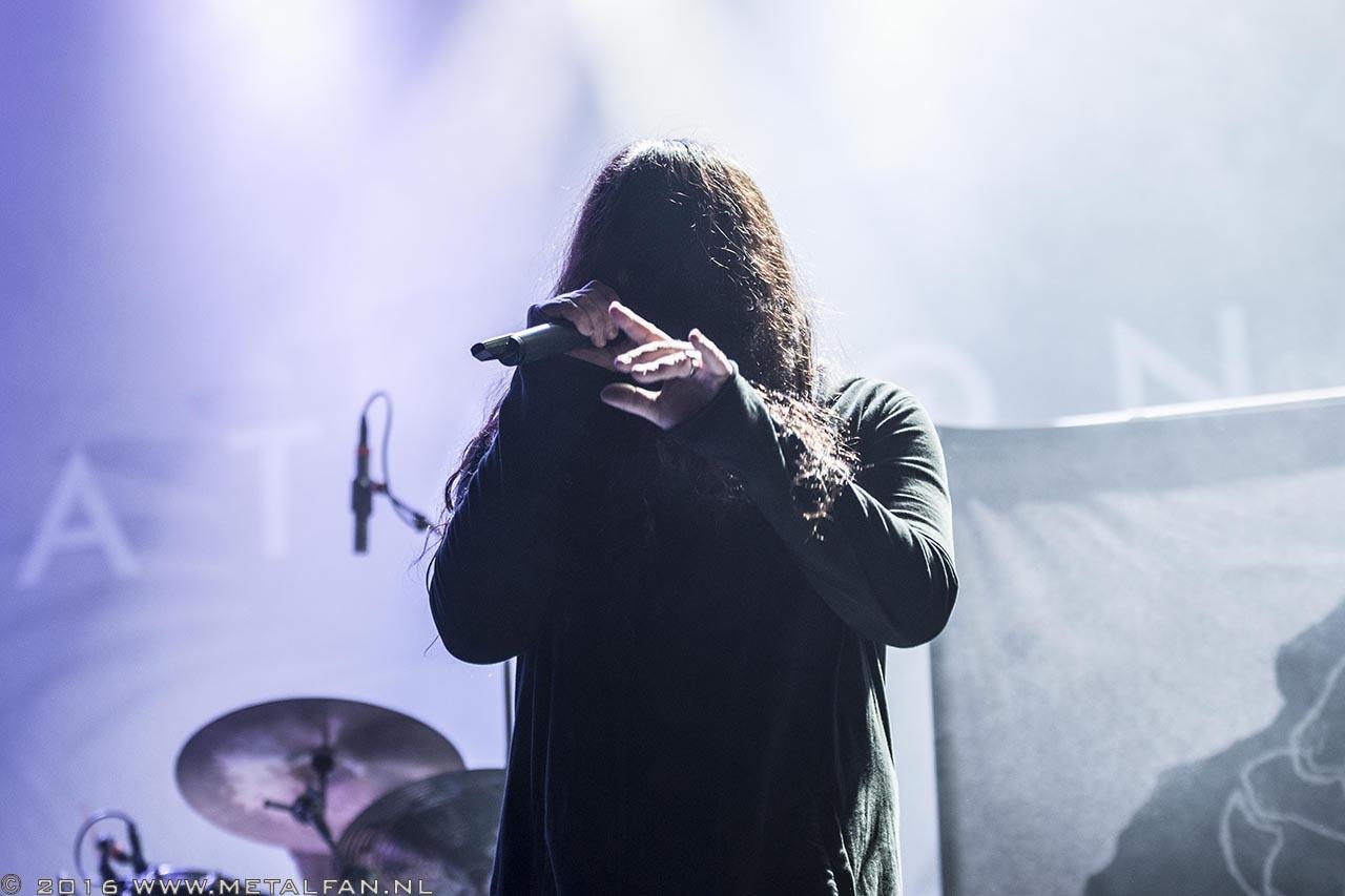 Katatonia @ Epic Metal Fest, 1-10-2016, Tilburg