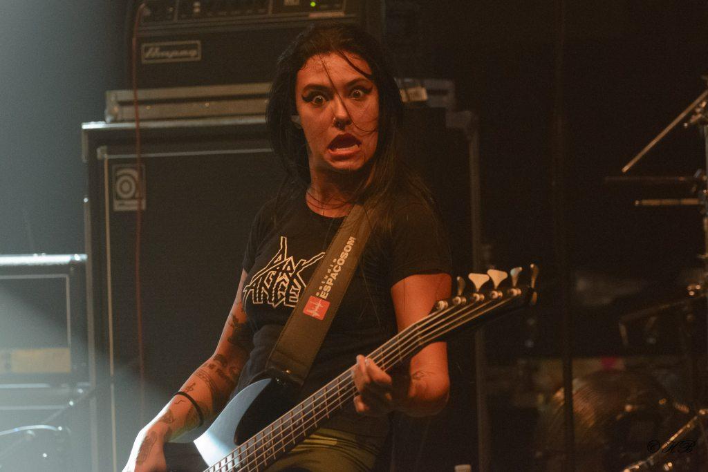 Nervosa @ Lucky Rocks Metalfest