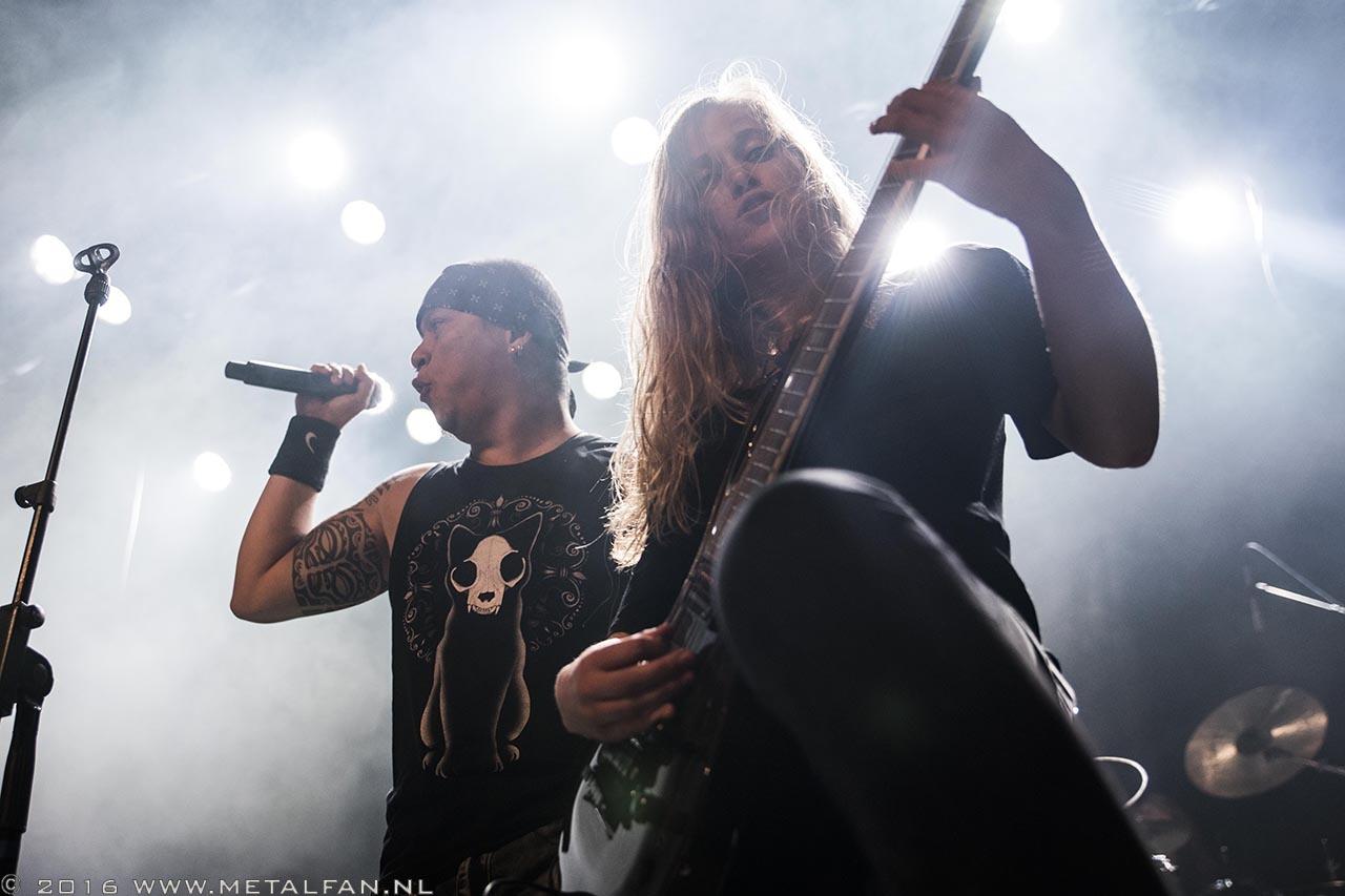 MaYaN @ Epic Metal Fest, 1-10-2016, Tilburg