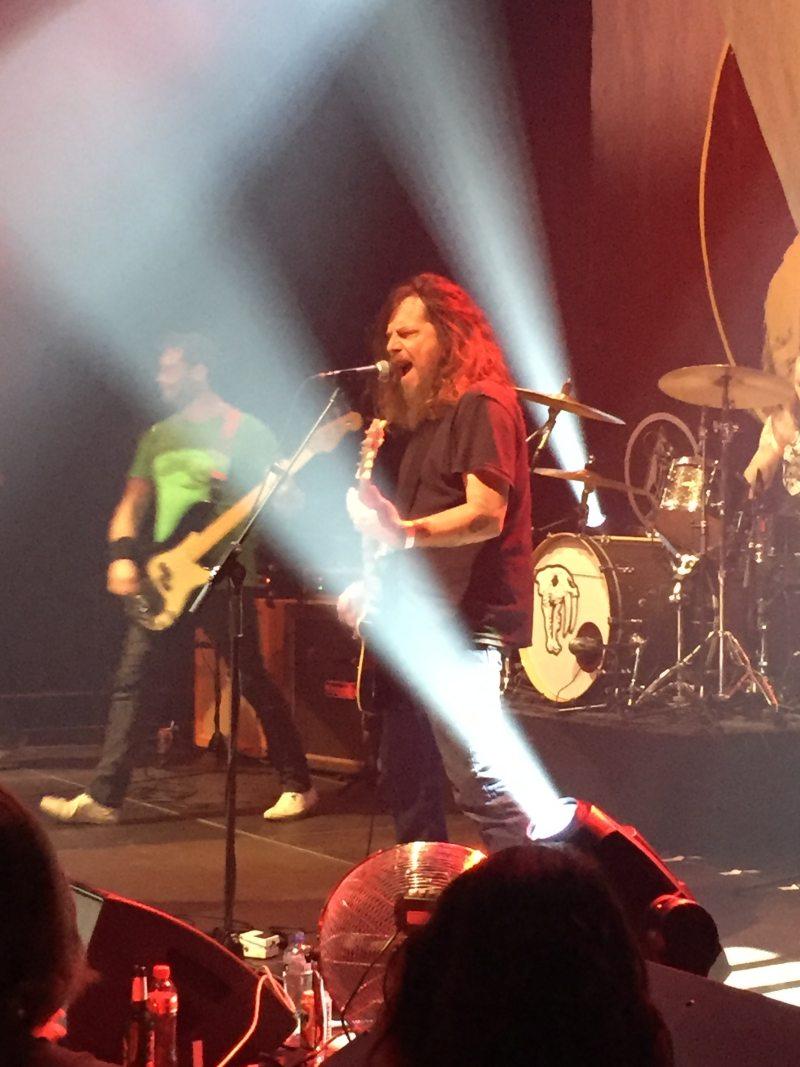 Red Fang @ TivoliVredenburg, Utrecht, 6-8-2016