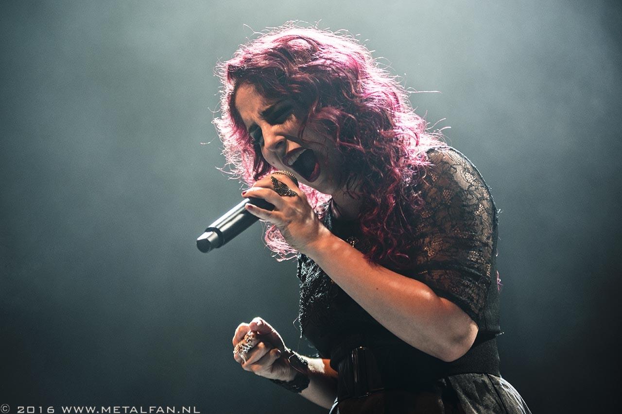 Stream Of Passion @ Epic Metal Fest, 1-10-2016, Tilburg