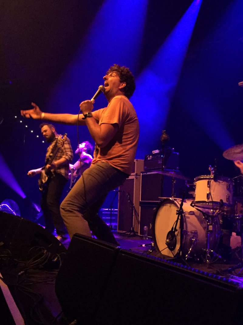 Tangled Horns @ TivoliVredenburg, Utrecht, 6-8-2016