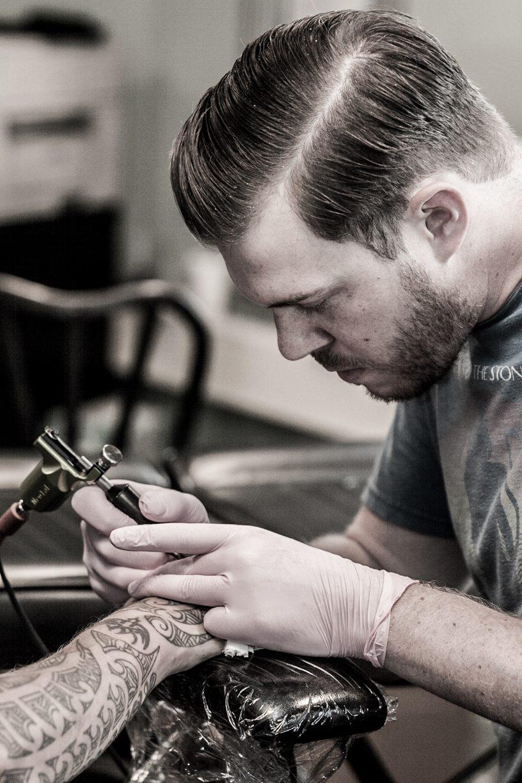 Tattoos @ Tattoofest 2016