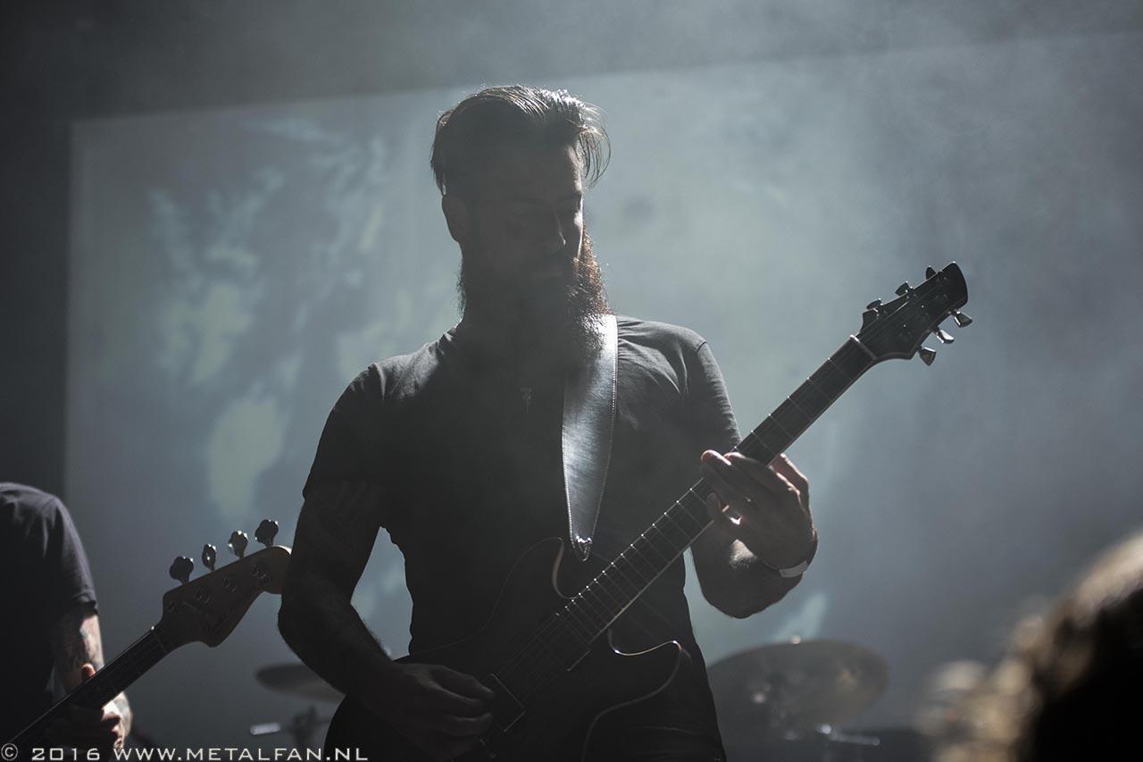 The Ocean @ Epic Metal Fest, 1-10-2016, Tilburg