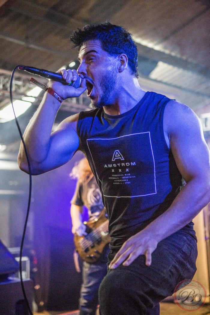 No Sin Evades His Gaze @ UK Tech-Fest, Newark On Trent, 07-07-2016