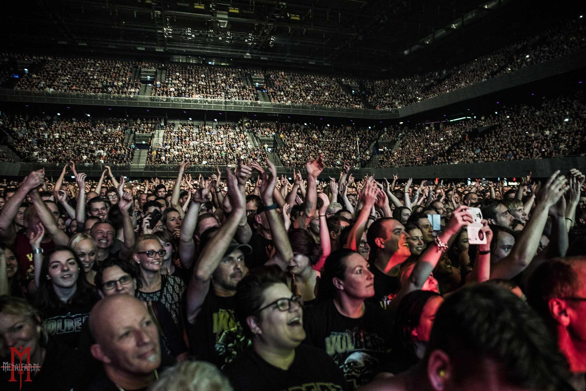 Ziggo Dome, Amsterdam, 15-11-2016