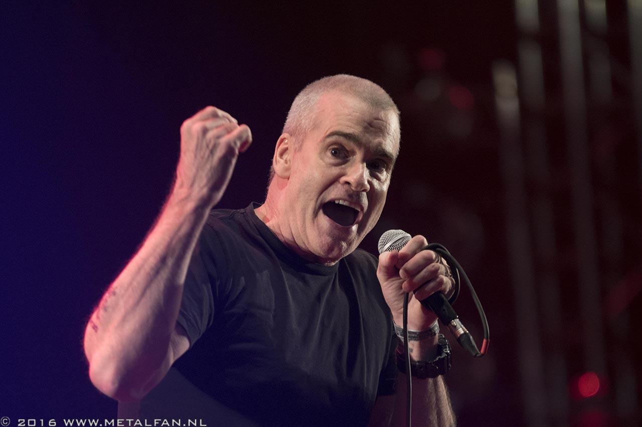 Henry Rollins @ Wacken Open Air 2016