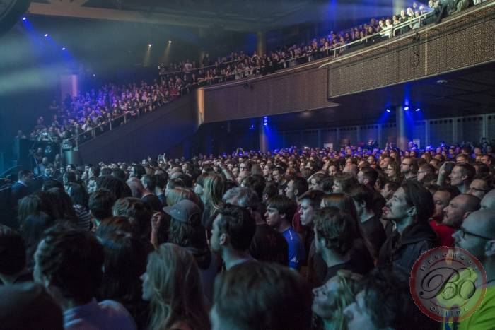 Gojira @ TivoliVredenburg, Utrecht, 27-03-2017