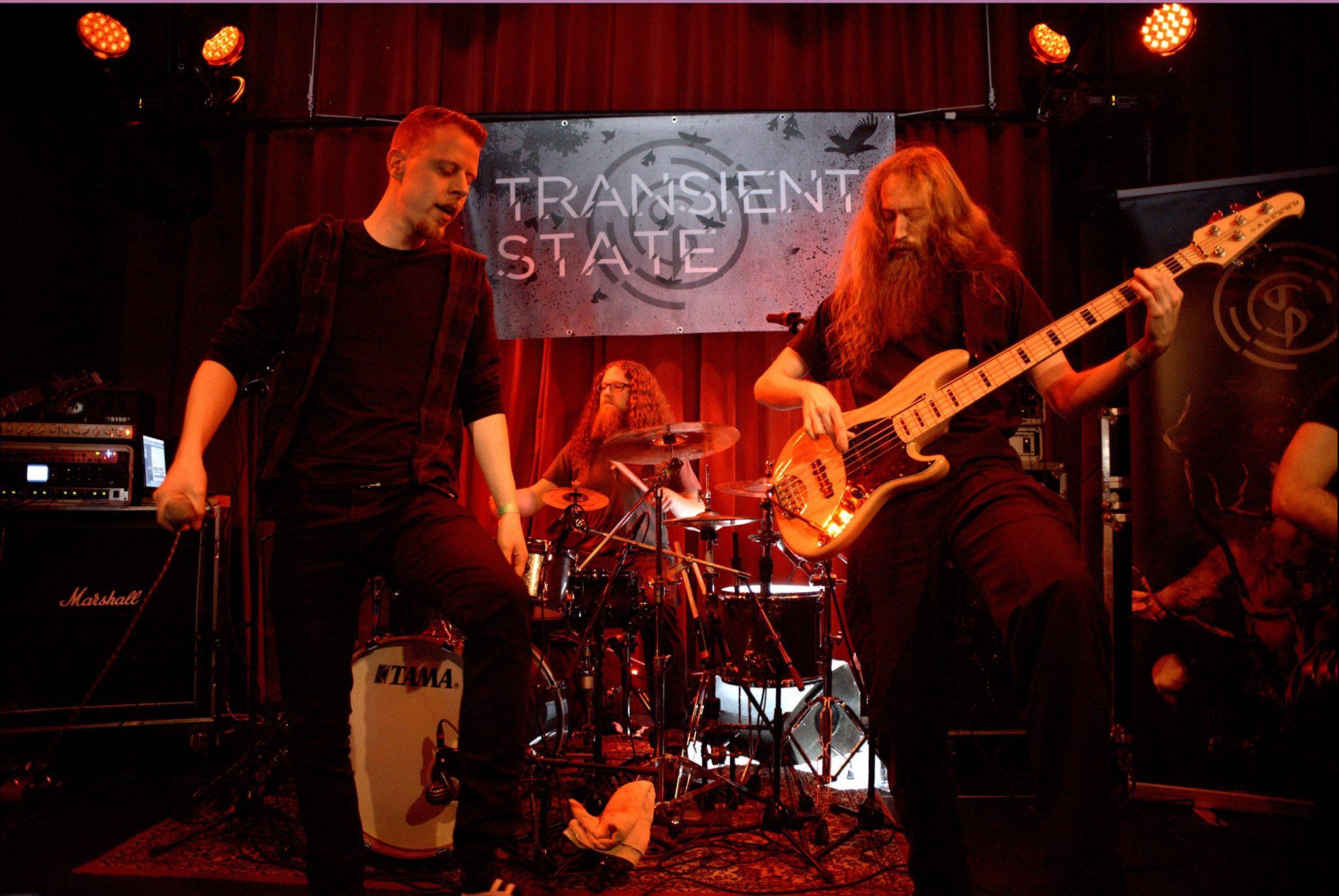 Transient State @ Complexity Fest, 25 februari 2017