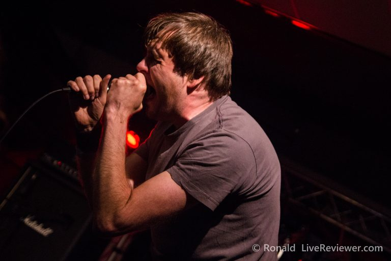 Napalm Death @ The Spot, Erica, 8 april 2017