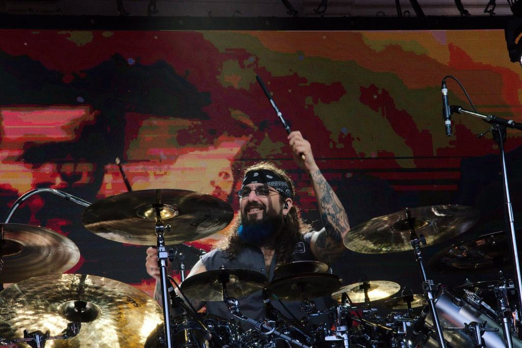 Mike Portnoy's Shattered Fortress @ Be Prog My Friend, Barcelona, 30 juni 2017