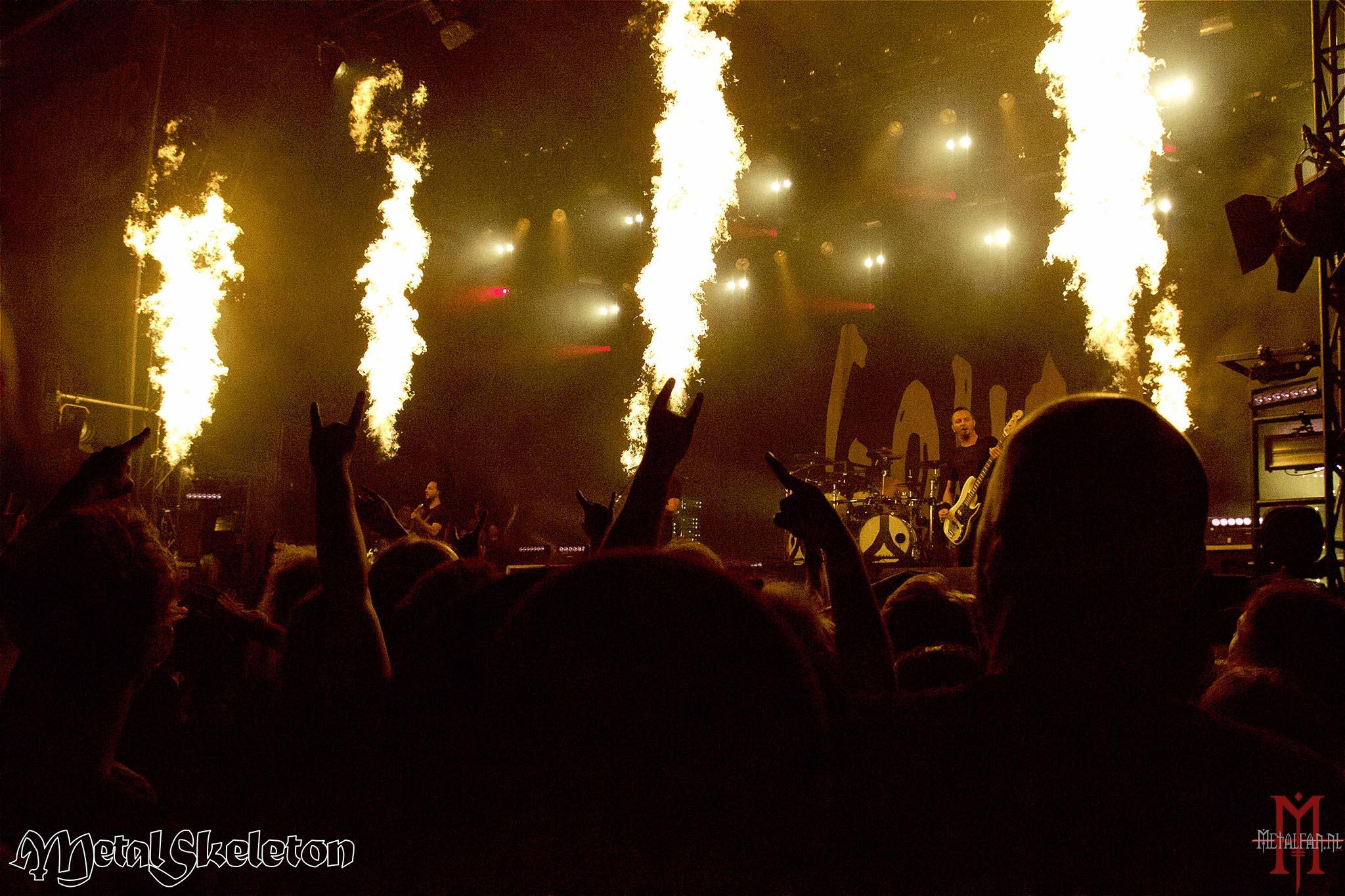 Gojira @ Dynamo Metal Fest 2017