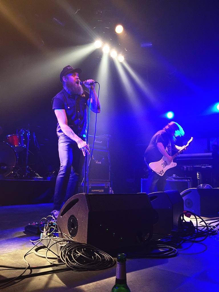 Greenleaf @ Doornroojse, Nijmegen, 13-12-2017