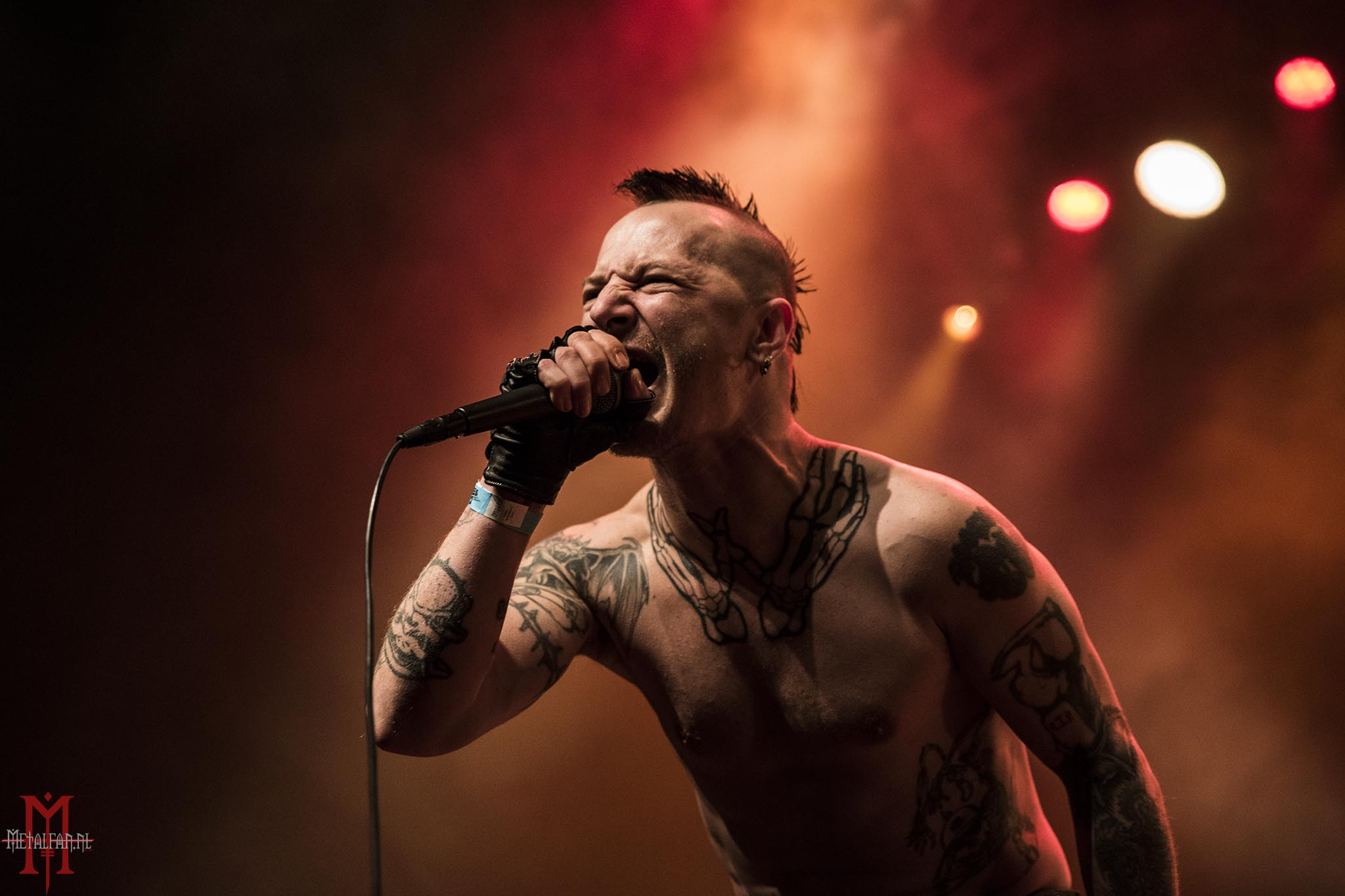 Discharge @ Netherlands Deathfest 2017